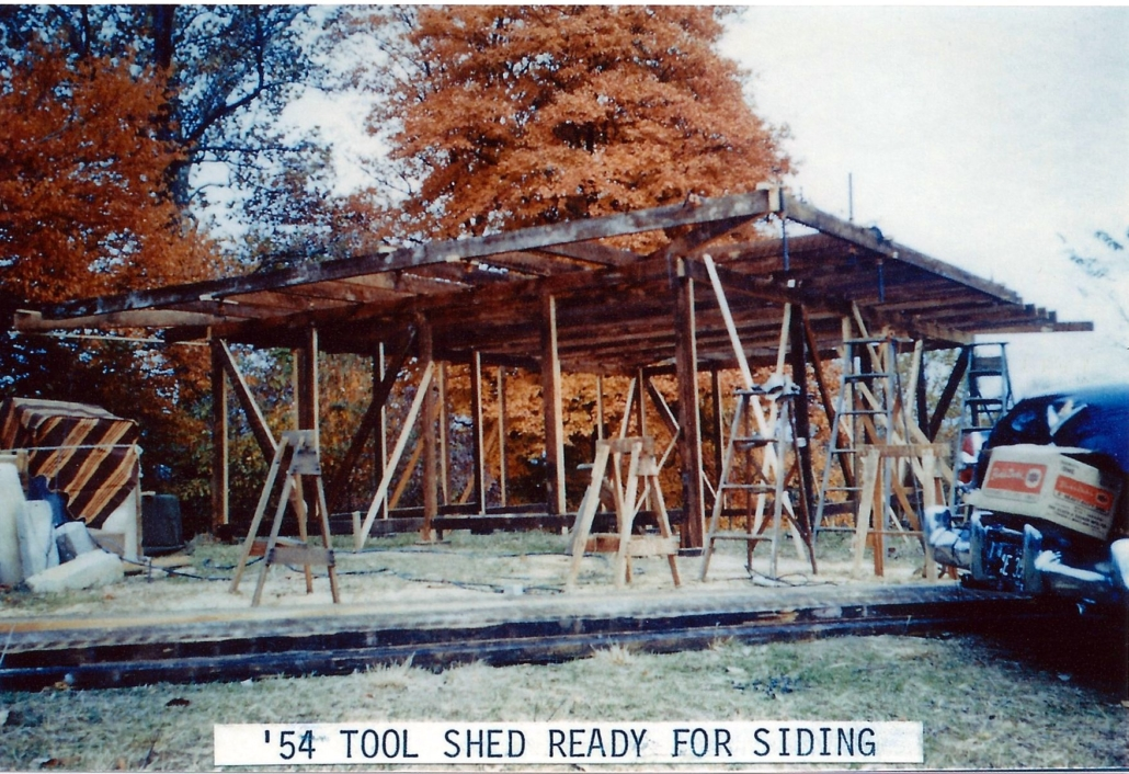 Original Construction Photos 1955-1957